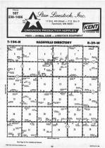 Map Image 020, Martin County 1987
